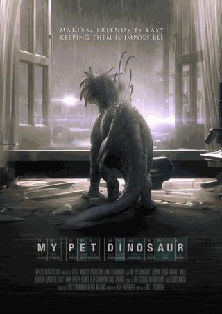 فيلم My Pet Dinosaur 2017 مترجم