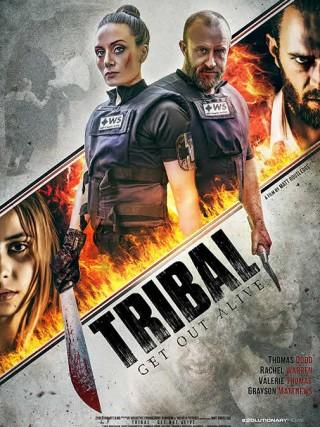 فيلم Tribal Get Out Alive 2020 مترجم