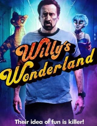 فيلم Willy's Wonderland 2021 مترجم