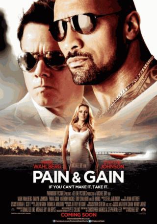 فيلم Pain & Gain 2013 مترجم
