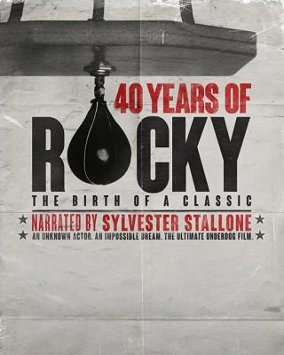 فيلم 40 Years of Rocky: The Birth of a Classic 2020 مترجم