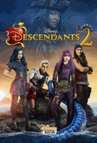 فيلم Descendants 2 2017 مترجم