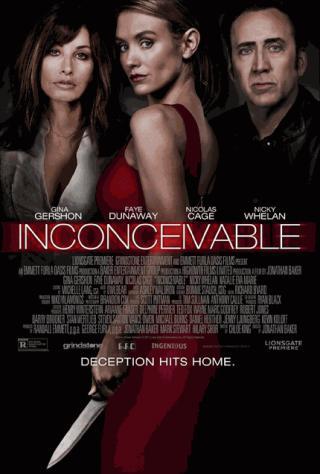 فيلم Inconceivable 2017 مترجم