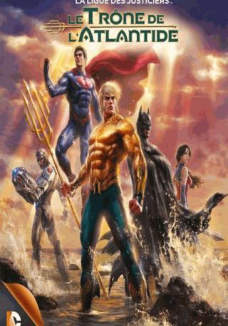 فيلم Justice League: Throne of Atlantis 2015 مترجم