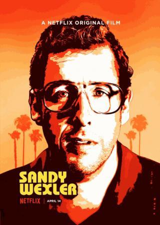فيلم Sandy Wexler 2017 مترجم