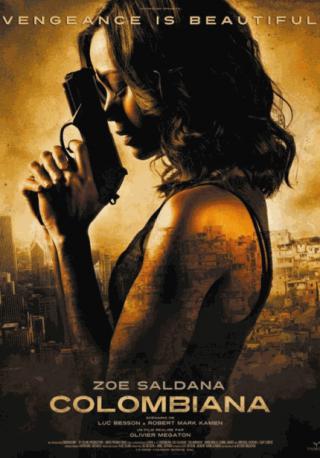 فيلم Colombiana 2011 مترجم