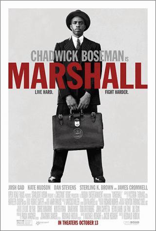 فيلم Marshall 2017 مترجم