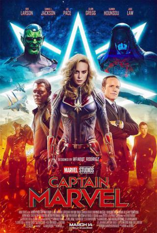 مشاهدة فيلم Captain Marvel 2019 مترجم