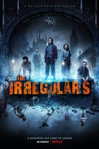 مسلسل The Irregulars مترجم